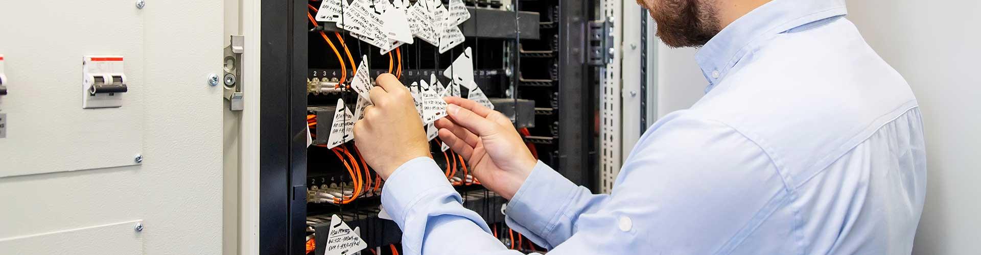 Service professionnel d'installation de fibre optique en Aisne et Ardennes