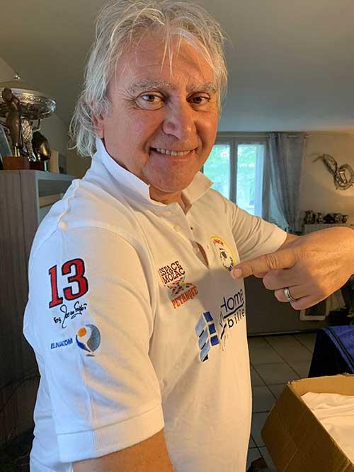 Sponsors-Monsieur MARCO FOYOT
