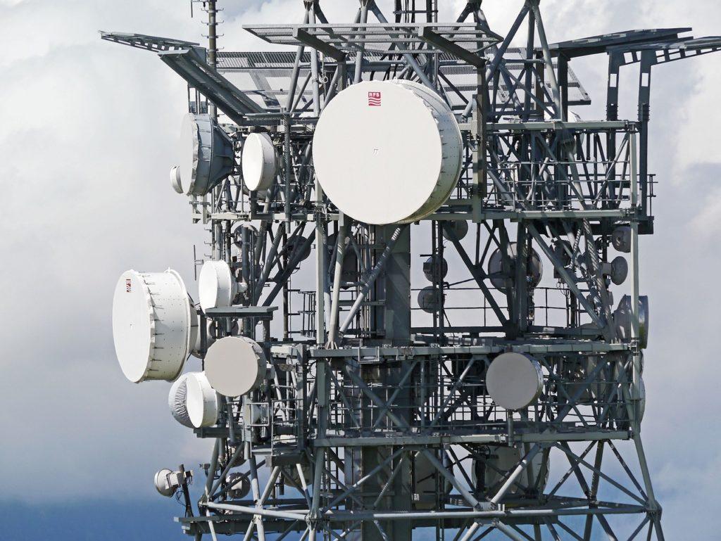 entreprise en télécommunication fibre optique ou ADSL